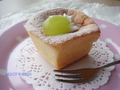 Shirley's Kitchen: 北海道戚風蛋糕