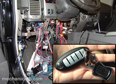 تحميل كورس رائع عن كهرباء الهيكل في السيارات