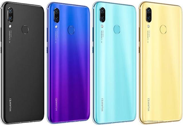مواصفات Huawei nova 3
