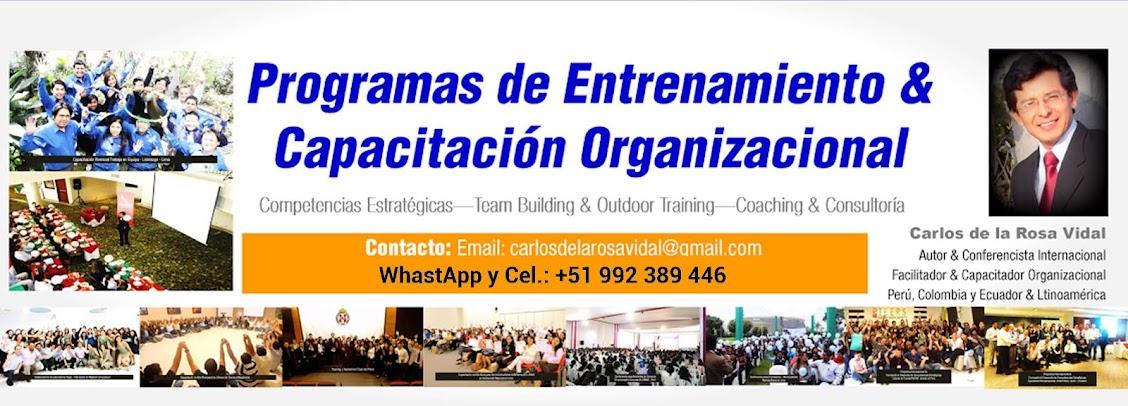 2012 Conferencias Motivacionales Carlos De La Rosa Vidal