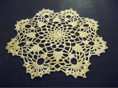 Crochet 8 Point Star Pattern Free Crochet Patterns