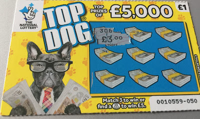 £1 Top Dog From The National Lottery