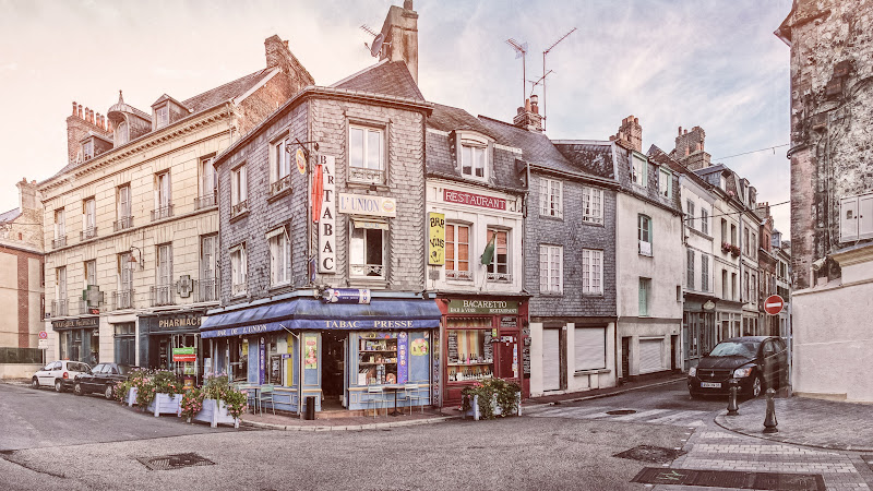 Trip through Honfleur, France