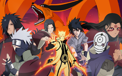 Download Naruto Shippuden All Episode 1 - 500 Subtitle Indonesia Full HD