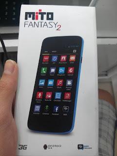 Firmware Mito Fantasy 2 A75 Stock ROM