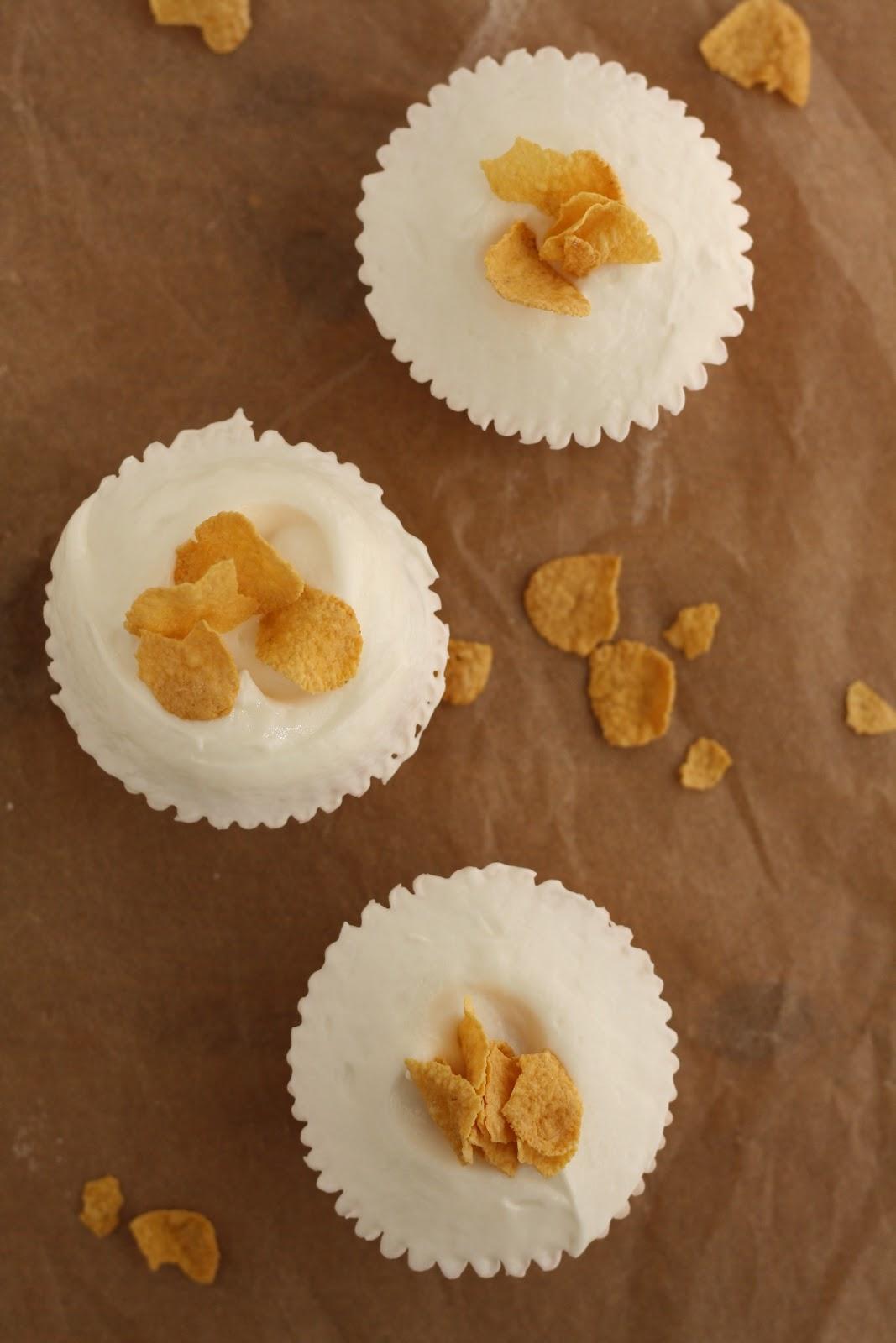 Momofuku Milk Bar Cereal Cupcakes