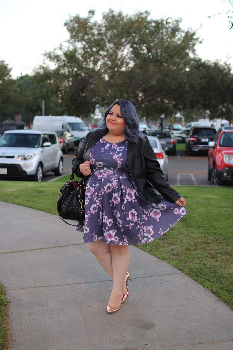 Outfit of the Day- Floral Dress