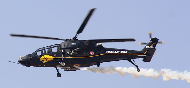 Gambar Helikopter HAL Light Combat Helicopter