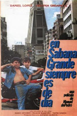 En Sabana Grande siempre es de dia. 1988.