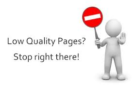 seo blog kualitas rendah