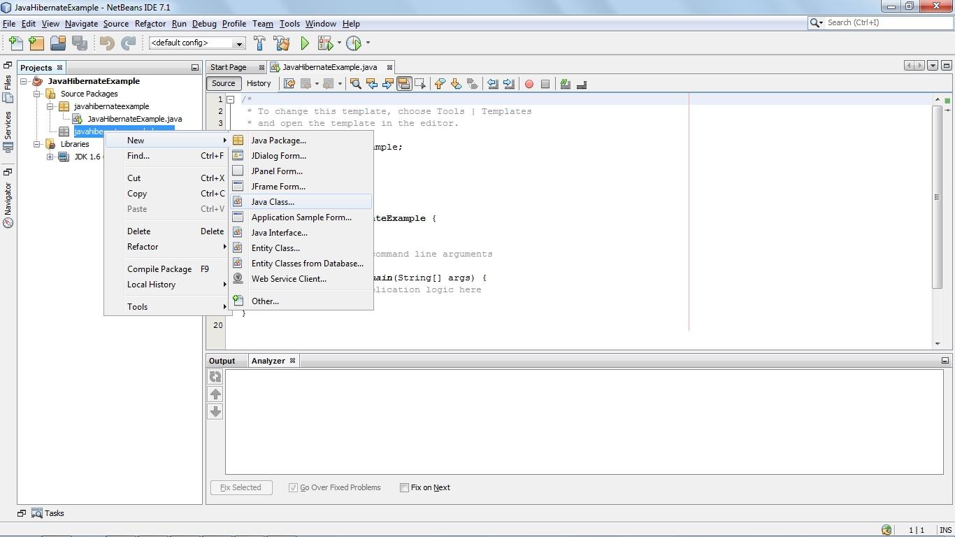 Practical Software: Using Hibernate for Java - 1