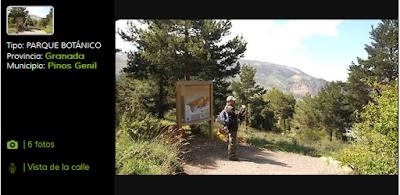 http://www.andalucia.org/es/ocio-y-diversion/parques-de-ocio/granada/jardin-botanico-hoya-de-pedraza/