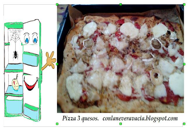 Pizza Receta Hermanas Simili