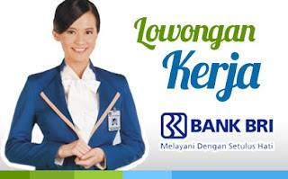 Lowongan Kerja Frontliner Bank BRI Serang Banten Desember 2016