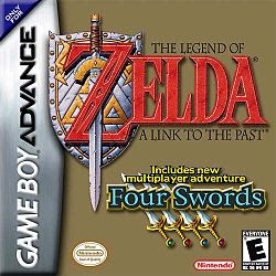 Rom de The Legend of Zelda: A Link to the Past & Four Swords - GBA - PT-BR - Download