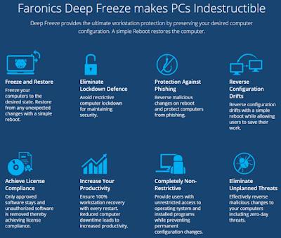 Use Deep Freeze to Restore Your PC on Boot