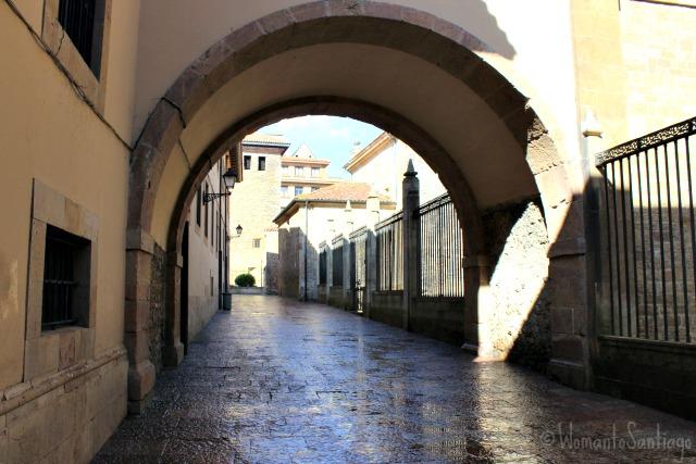 foto salida de la catedral