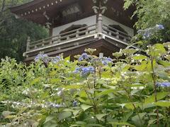 浄智寺鐘楼門
