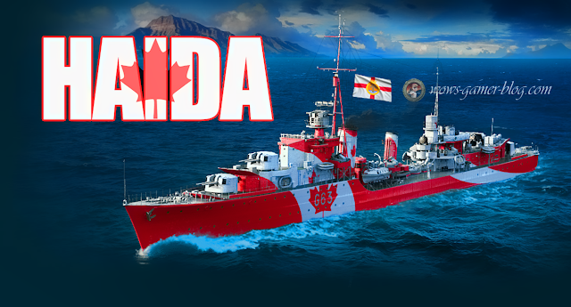 world of warships hmcs haida