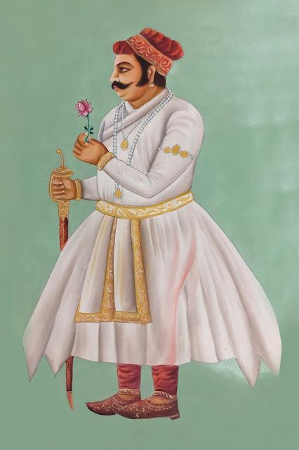 Hammiradeva Chauhan of Ranthambore