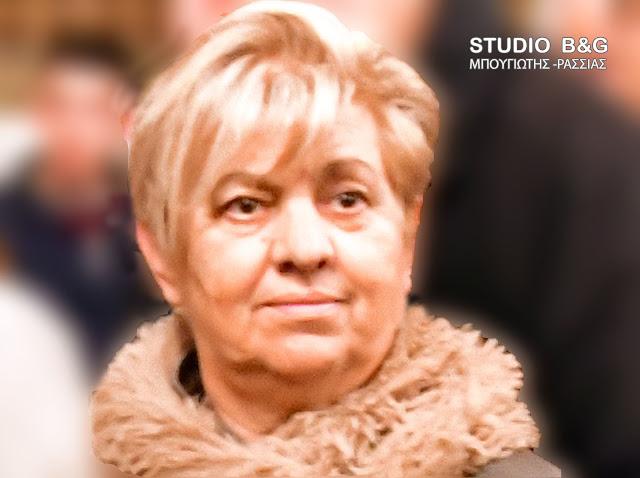 Απεβίωσε έξαφνα η Διδώ Ατωνοπούλου