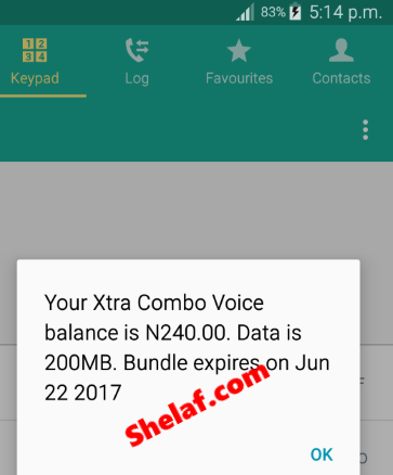 how to share data on mtn ghana