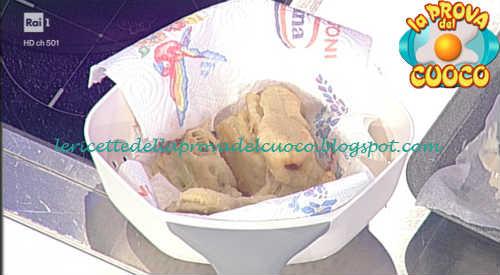 Cardi ripieni fritti ricetta Moroni da Prova del Cuoco