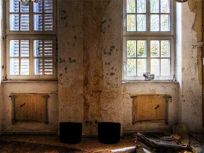 Abandoned Ruins Escape Solución
