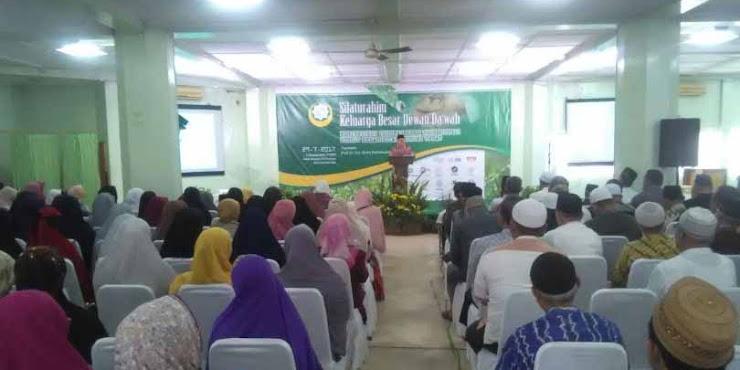 Kuasai Sektor Riil, Umat Islam Diserukan Berbelanja di Warung Muslim
