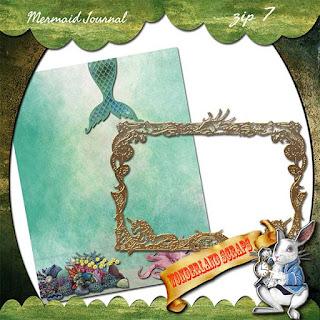 Labor Day weekend and Mermaid Journal freebie