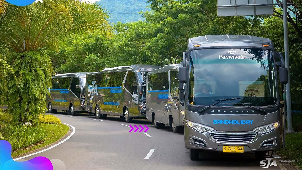 Rekomendasi Sewa Bus Murah di Jakarta dan Bali