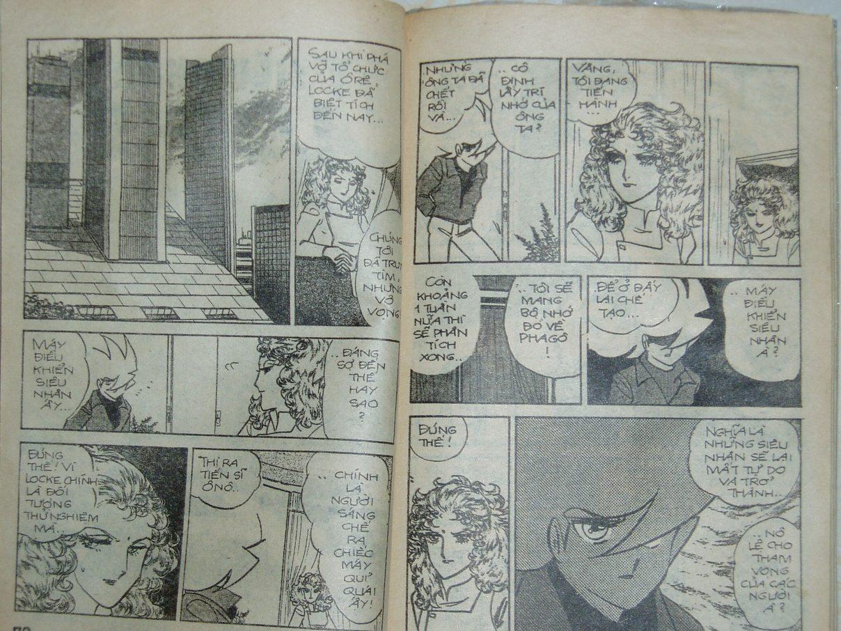 Siêu nhân Locke vol 12 trang 34