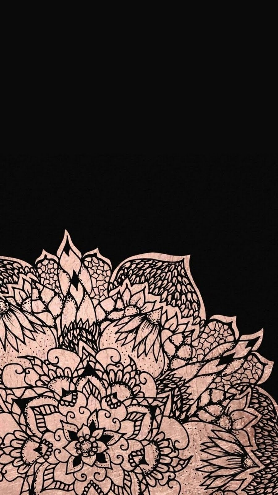 Rose Gold And Black Wallpapers Top Free Rose Gold And