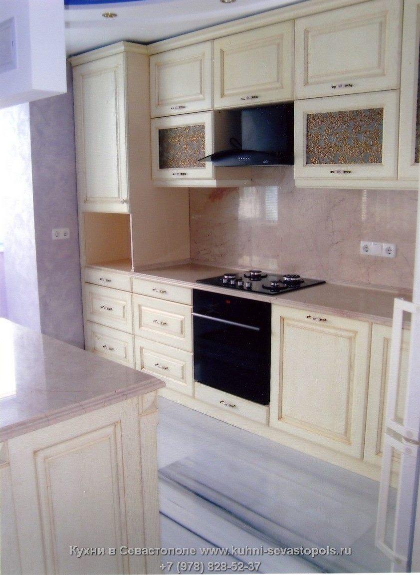 Кухни шпон эмаль Севастополь