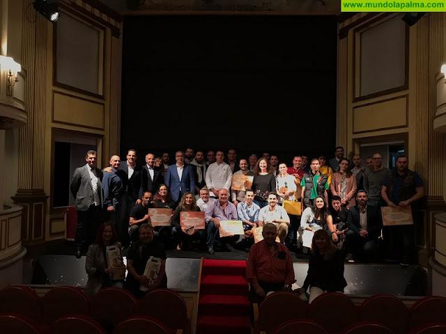 El Restaurante Casa Osmunda se alza con el Premio Popular y al Mejor Servicio de la VII Ruta de Cruces y Tapas