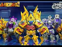 Download Game Herobots Build to Battle APK MOD