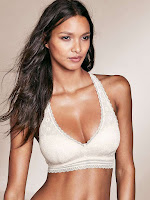 Lais Ribeiro in Victoria's Secret Sexy Lingerie Models Photoshoot