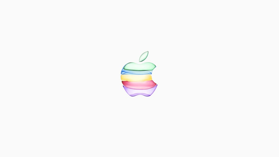 iPhone 11, Apple, Logo, 8K, #4.775