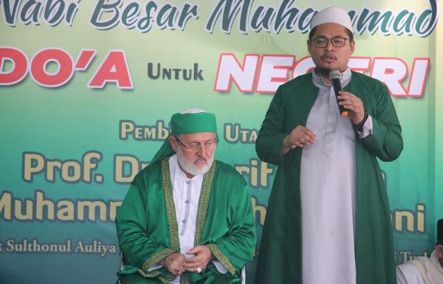 Dua Hal Ini Sebabkan Thoriqoh Susah Berkembang di Jakarta