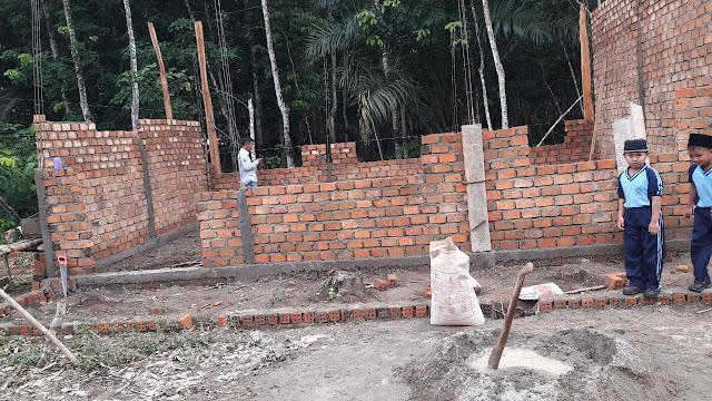 Tak Hanya Dana Desa, Desa Sumber Hidup Juga Dapat Bantuan Gedung Paud