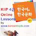 KIIP Level 4 Online Lessons | Bài dịch lớp Hội Nhập Xã Hội Hàn Quốc Trung Cấp 2