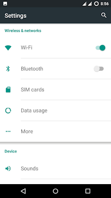 CyanogenMod12.1 Stable Custom ROM For TECNO Boom J8