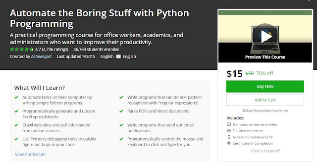 Automate-the-Boring-Stuff-with-Python-Programming