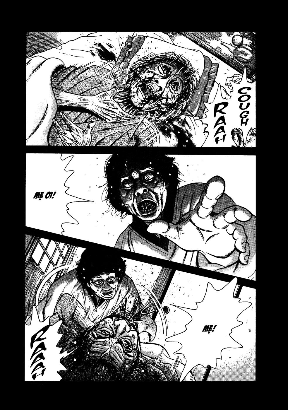 Oyaji chap 22 trang 13