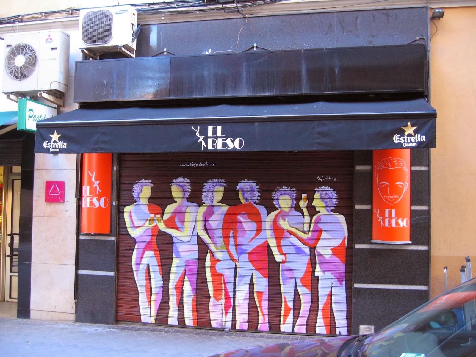 Pintura Mural Madrid