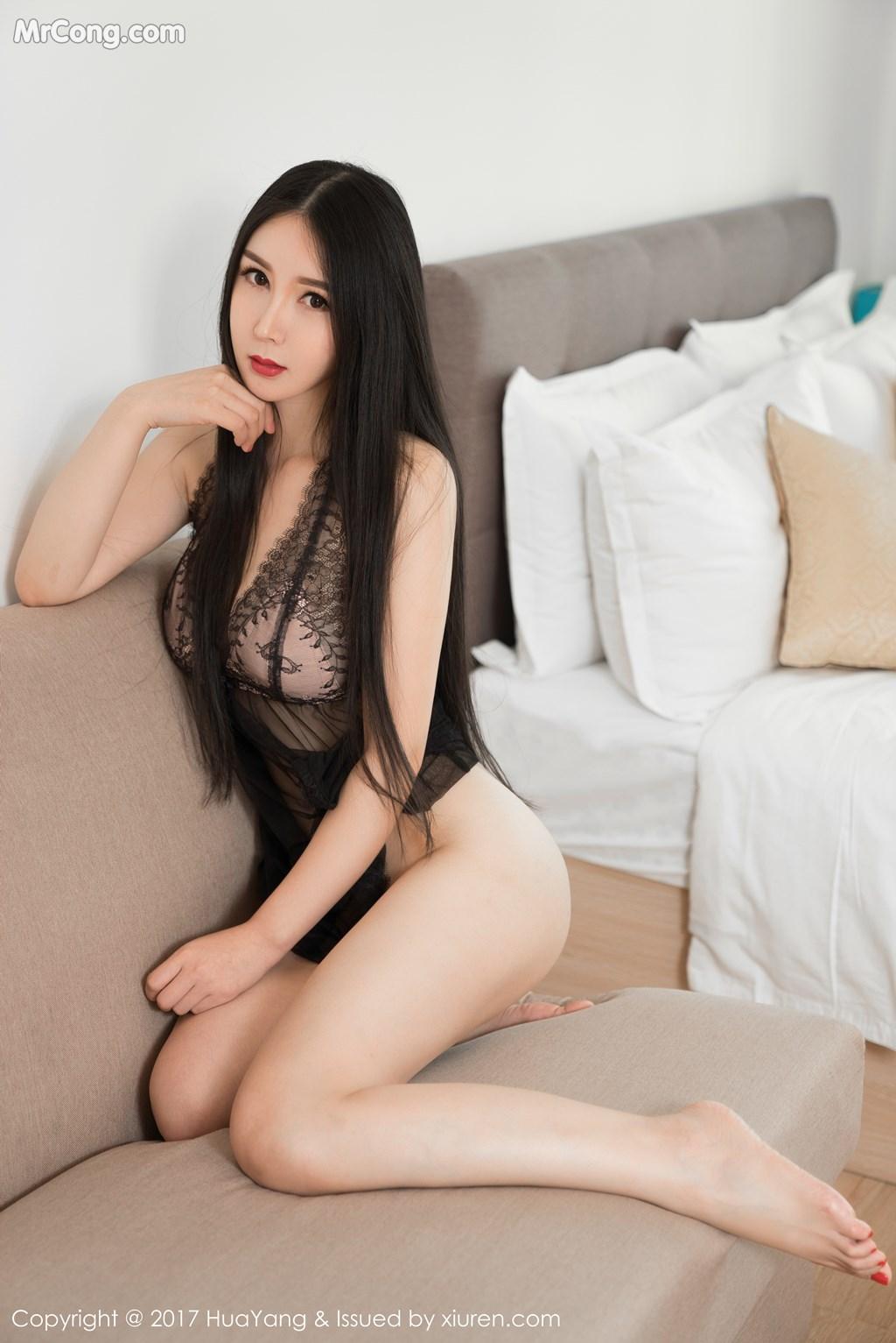 Image HuaYang-2017-12-05-Vol.017-Gu-Xinyi-MrCong.com-008 in post HuaYang 2017-12-05 Vol.017: Người mẫu Gu Xinyi (顾欣怡) (44 ảnh)
