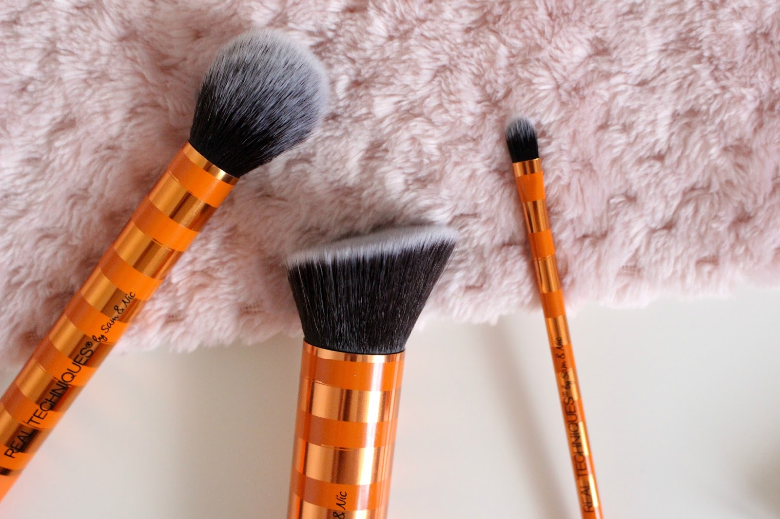 RealTechniques Fresh Faced Favourites Brushes