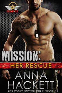 Mission: Her Rescue by Anna Hackett