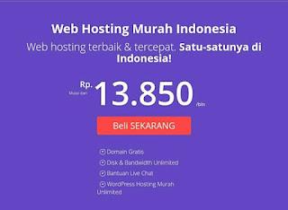 Web Hosting Murah Kualitas Premium