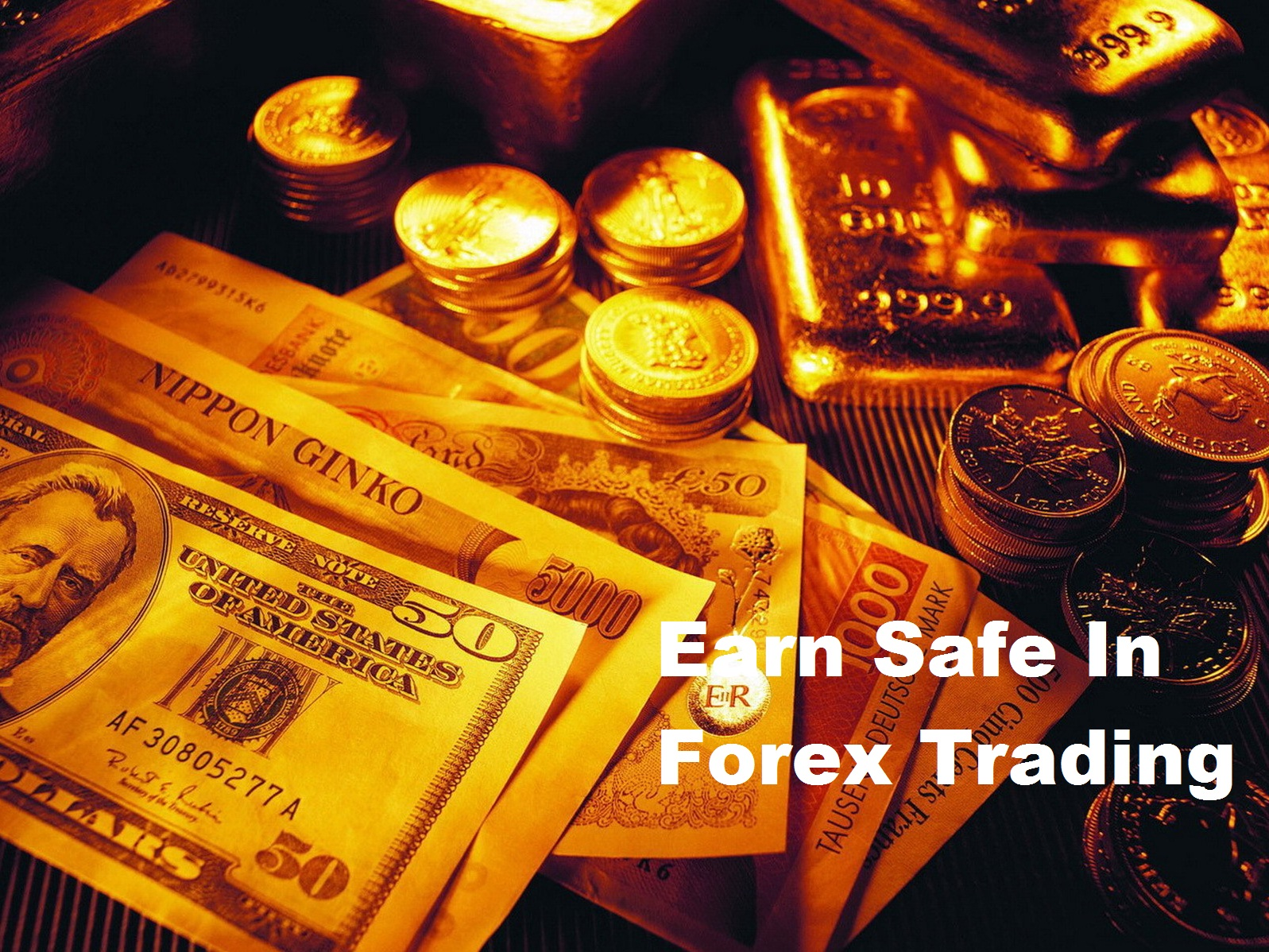How Safe is Forex Trading And How to Earn Big From It?